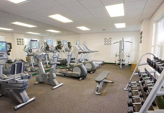 Newark, CA: Fitness Center