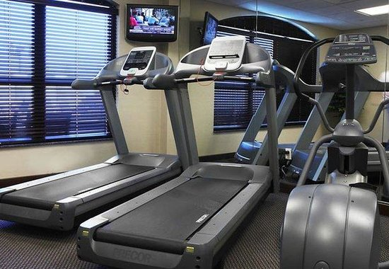 Residence Inn DFW Airport North/Grapevine: Exercise Room