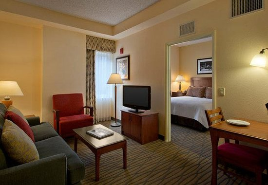 Residence Inn Denver City Center: One-Bedroom Suite