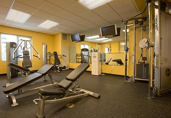 Residence Inn Denver City Center: Fitness Center - Weights