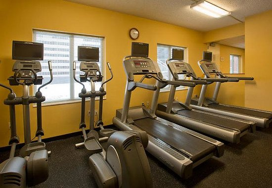 Residence Inn Denver City Center: Fitness Center - Cardio