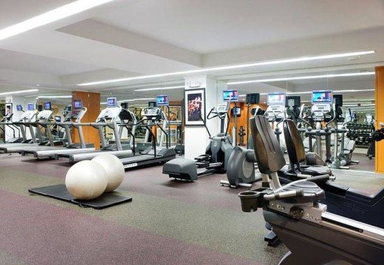 Residence Inn Philadelphia Center City: Fitness Center