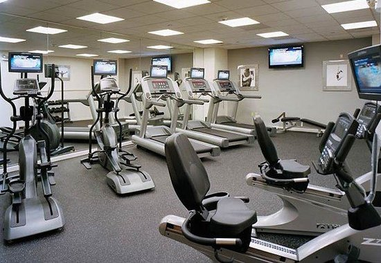 Residence Inn by Marriott Times Square New York: Fitness Center