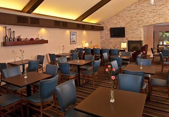 Saddle River, Nueva Jersey: Gatehouse Dining Area