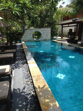 Nusa Dua Beach Hotel & Spa: spa à tester absolument