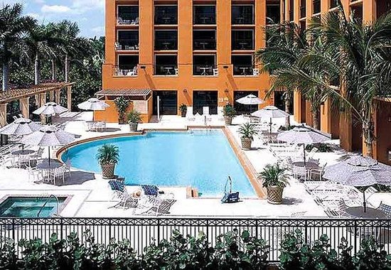 Residence Inn Delray Beach: Outdoor Pool