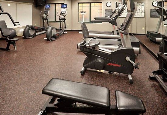 Oak Brook, IL: Fitness Center