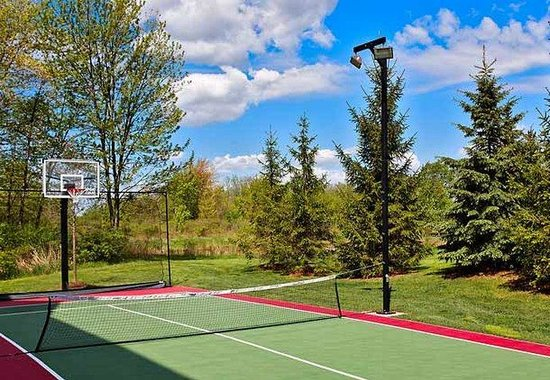 Novi, MI: Sport Court