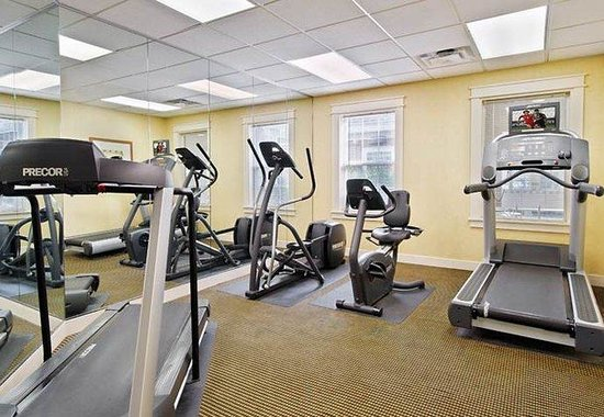 Novi, MI: Fitness Center