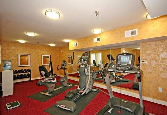 Residence Inn Greensboro Airport: Fitness Room