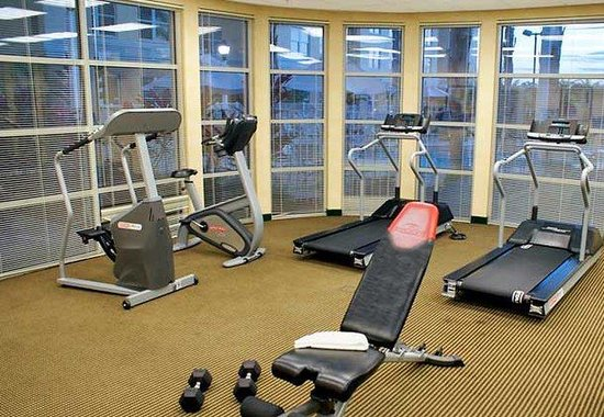Residence Inn by Marriott Daytona Beach: Fitness Center