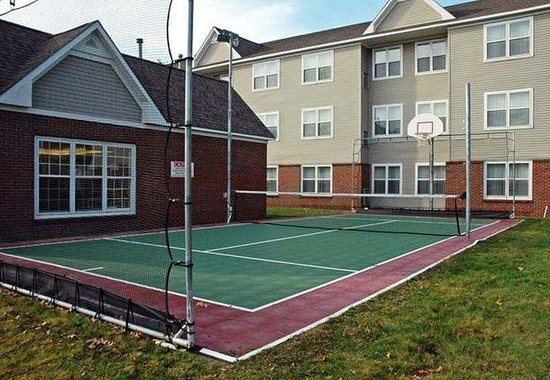 Scarborough, ME: Outdoor Sports Court