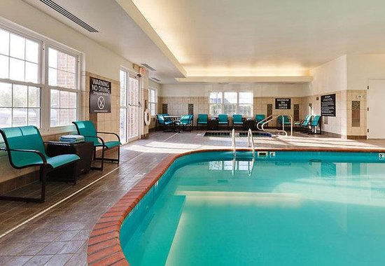 Residence Inn Indianapolis Fishers: Indoor Pool