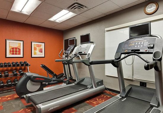 Residence Inn Indianapolis Fishers: Fitness Center
