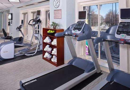 Residence Inn Atlanta Downtown: Fitness Center