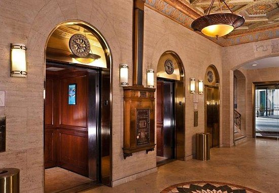 Residence Inn Atlanta Downtown: Grand Foyer