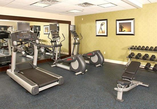 White Plains,  : Fitness Center