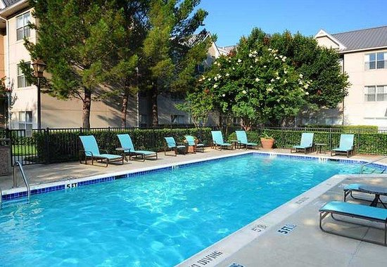 Residence Inn Fort Worth Fossil Creek: Outdoor Pool
