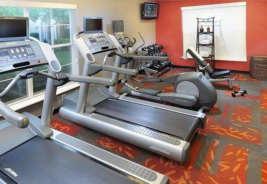 Residence Inn Fort Worth Fossil Creek: Fitness Center