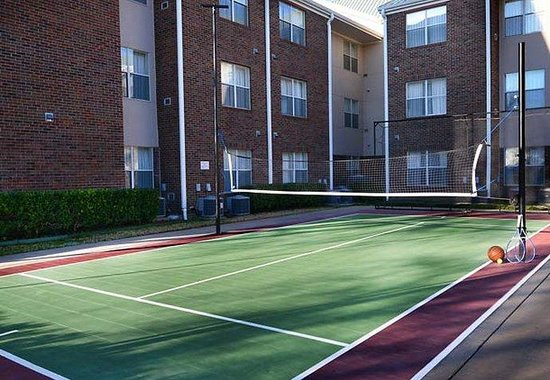 Residence Inn Dallas Richardson: Sport Court