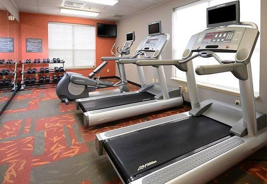 Residence Inn Dallas Richardson: Fitness Center