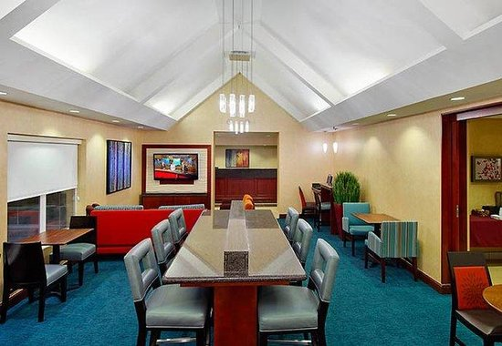 Residence Inn Tampa North/I-75 Fletcher: Gatehouse