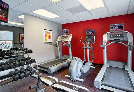 Residence Inn Tampa North/I-75 Fletcher: Fitness Center