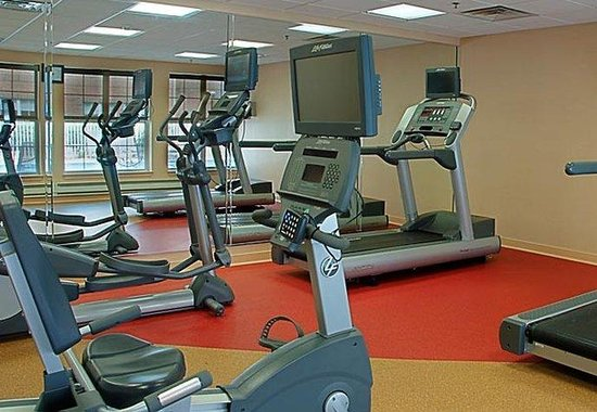 Residence Inn Cleveland Beachwood: Fitness Center