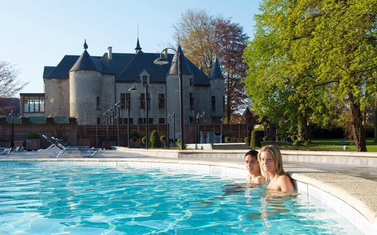 Swimming Pool Nude Area Picture Of Thermae Boetfort Spa