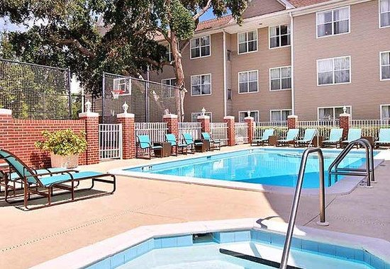 Residence Inn Sarasota Bradenton: Outdoor Pool