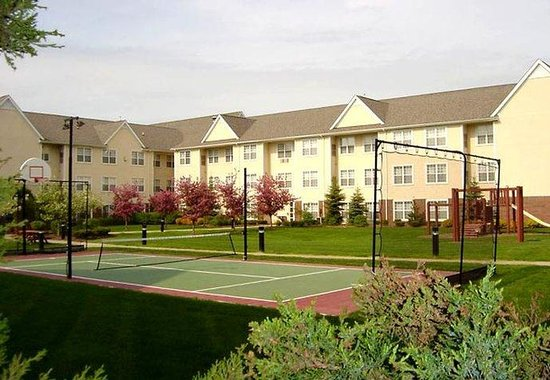 Residence Inn Detroit Pontiac/Auburn Hills: Sports Court