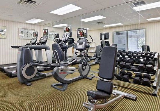 Residence Inn Detroit Pontiac/Auburn Hills: Fitness Center