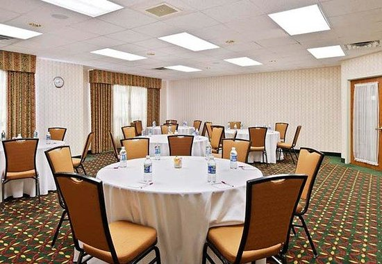Residence Inn Detroit Pontiac/Auburn Hills: Meeting Room