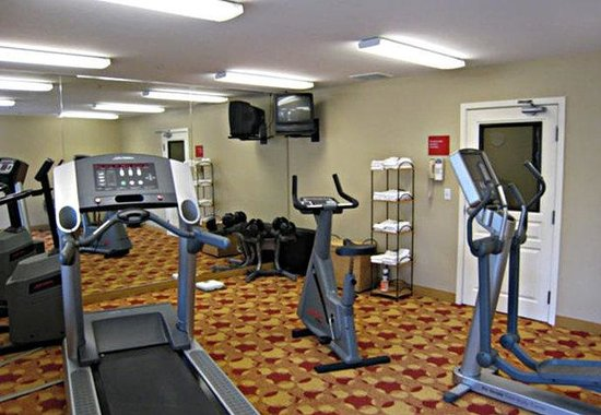 Kent, WA: Fitness Center