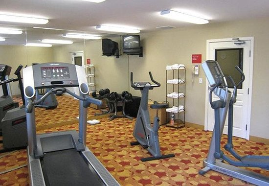 TownePlace Suites Seattle Everett/Mukilteo : Fitness Center 