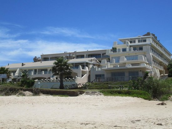 Jeffreys Bay, Zuid-Afrika: Seashells Luxury Apartments
