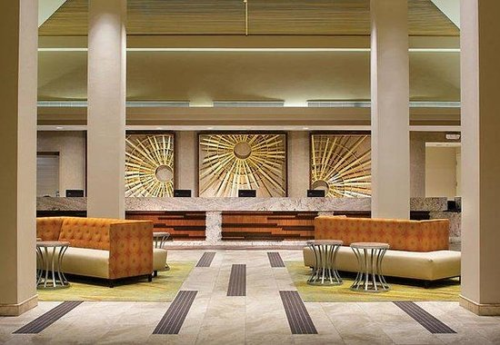 Marriott's Desert Springs Villas II: Lobby