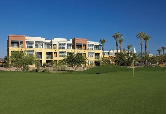 Marriott's Canyon Villas at Desert Ridge: Golf Course View