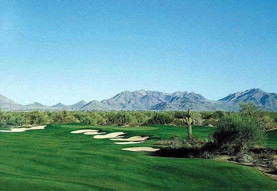 Marriott's Canyon Villas at Desert Ridge: Wildfire Golf Club