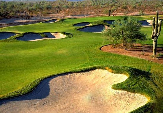 Marriott&#39;s Canyon Villas at Desert Ridge: Faldo Championship Course