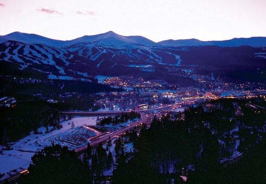 Marriott&#39;s Mountain Valley Lodge at Breckenridge: Aerial