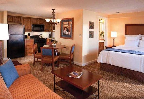 Marriott&#39;s Mountain Valley Lodge at Breckenridge: Studio Suite