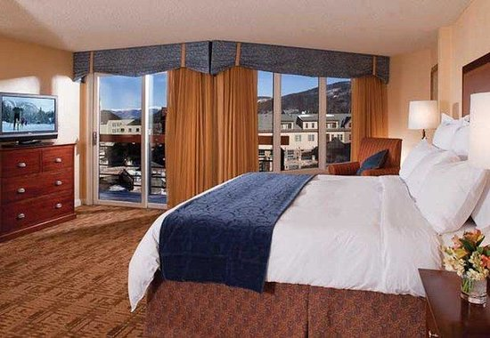 Marriott's Mountain Valley Lodge at Breckenridge: Villa Bedroom