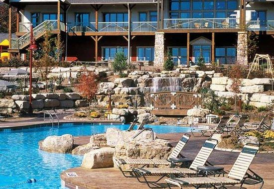 Marriott's Willow Ridge Lodge: Outdoor Pool