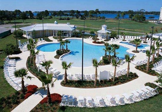 Marriott's Legends Edge at Bay Point: Outdoor Pool