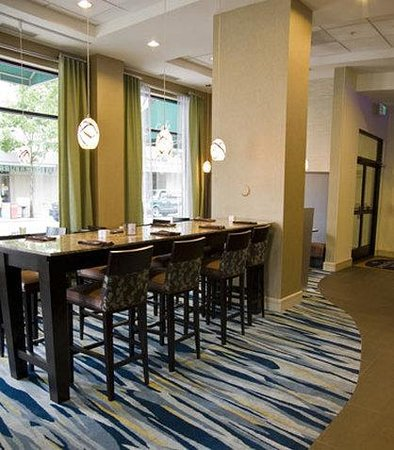 ‪‪SpringHill Suites Seattle Downtown/South Lake Union‬: Bistro on Yale‬