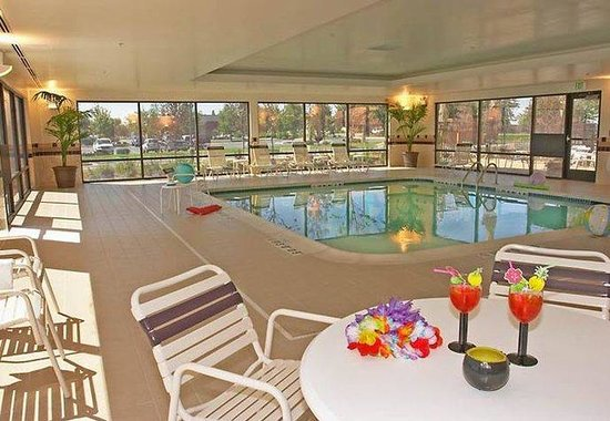 SpringHill Suites by Marriott--Boise: Indoor Pool