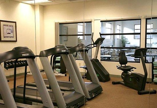‪‪SpringHill Suites Seattle Downtown/South Lake Union‬: Fitness Area‬