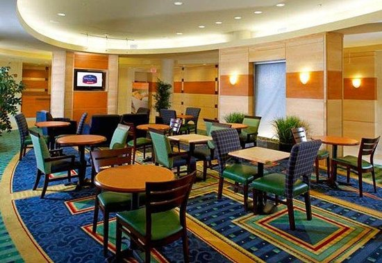 SpringHill Suites Gainesville: Breakfast Area