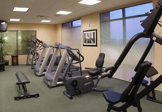 Longmont, CO: Fitness Center